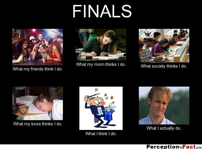 Funny Memes For Finals : The best lifeofamedstudent finals memes for before